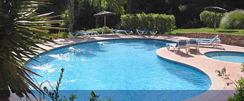 El rancho villa ref elr218 rent la manga club for What is swimming pool in spanish