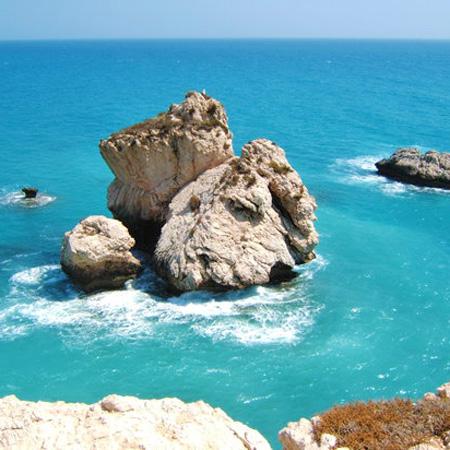 Aphrodite's Rock, Kouklia