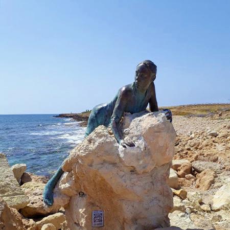 Statue of Sol Alter, Paphos