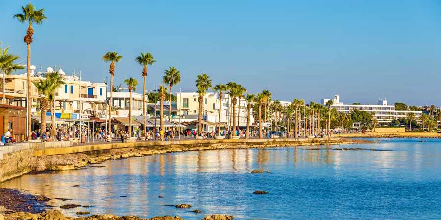 Paphos Promenade